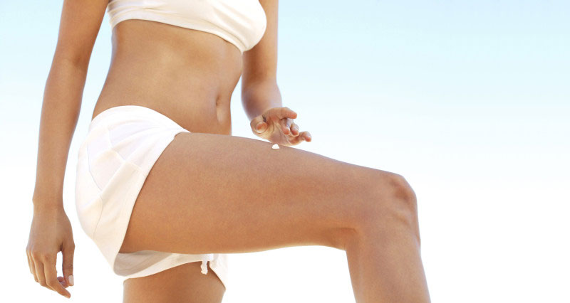 get rid of Dark Inner Thighs
