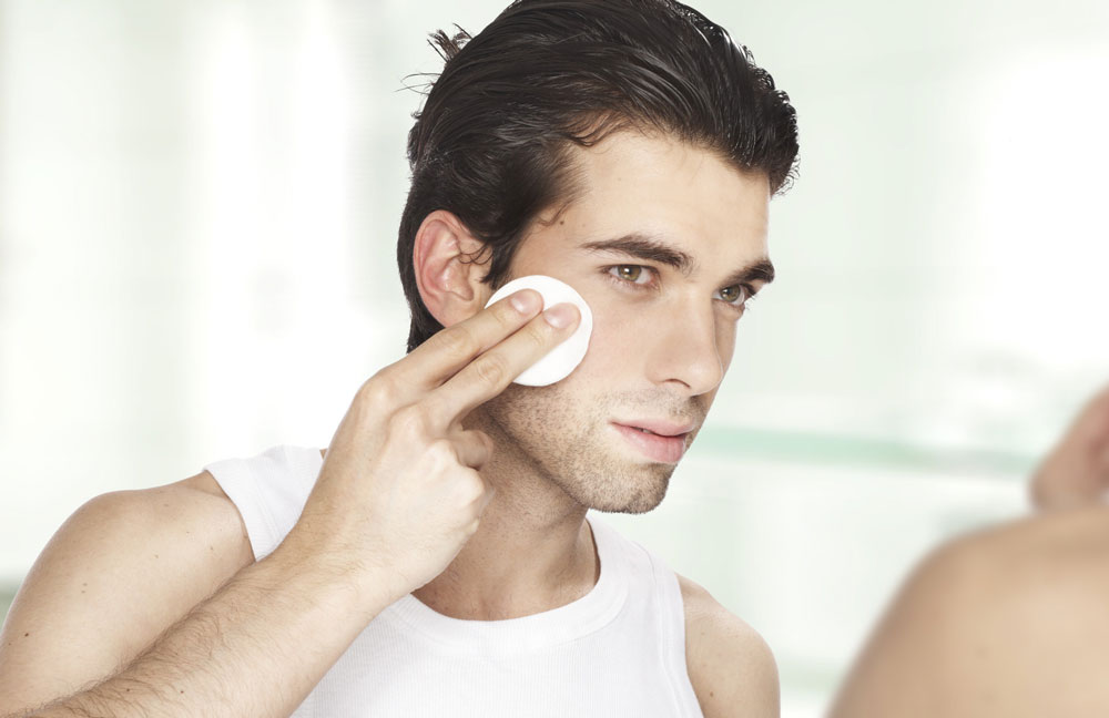 Get Clear Skin Fast for Men