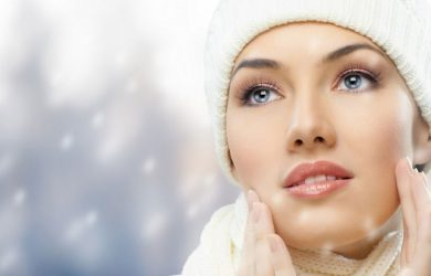 How to Protect Facial Skin from Cold in Winter