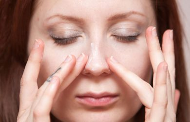 How to Cure and Prevent Dry Skin under Your Nose