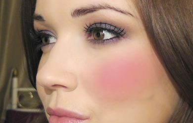 How to Get Rosy Red Cheeks